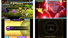 Theatrhythm Final Fantasy: Curtain Call Limited Edition screen shot 2