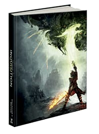 Dragon Age: Inquisition Collector's Edition Game Guide Strategy Guides and Books