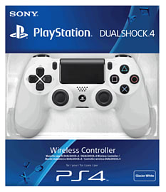 DualShock 4 - Glacier White Accessories