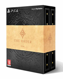 The Order 1886 Blackwater Edition PlayStation 4