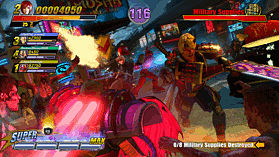 Super Ultra Dead Rising 3 Arcade Remix Hyper Edition Extra Plus Alpha screen shot 7