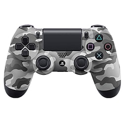 DualShock 4 - Urban Camo Accessories