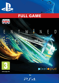 Entwined PlayStation Network Cover Art