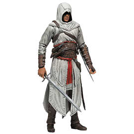 Assassin's Creed Series 3 Altair ibn-La'Ahad Action Figure - McFarlane Toys Toys and Gadgets