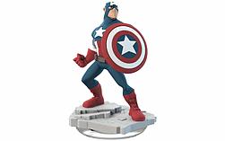 Captain America - Disney INFINITY 2.0 Character screen shot 1