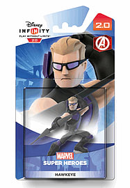 Hawkeye - Disney INFINITY 2.0 Character Toys and Gadgets Cover Art