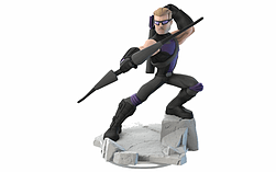 Hawkeye - Disney INFINITY 2.0 Character screen shot 1