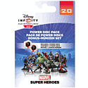 Disney INFINITY 2.0 Power Discs Pack - Series 1 Toys and Gadgets