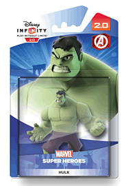 Incredible Hulk - Disney INFINITY 2.0 Character Toys and Gadgets