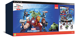 Disney INFINITY 2.0 Marvel Super Heroes Collector's Edition PlayStation-3 Cover Art