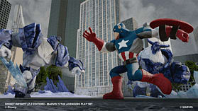 Disney INFINITY 2.0 Marvel Super Heroes Collector's Edition screen shot 2