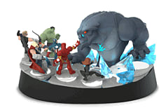Disney INFINITY 2.0 Marvel Super Heroes Collector's Edition screen shot 6