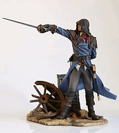 Assassin's Creed: Unity Figurine - Arno: The Fearless Assassin Toys and Gadgets