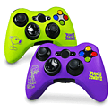 Plants Vs. Zombies Xbox 360 Game Grips - Double Pack Accessories