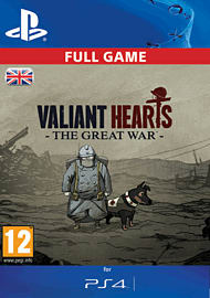 Valiant Hearts: The Great War (for PlayStation 4) PlayStation Network