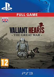 Valiant Hearts: The Great War (for PlayStation 3) PlayStation Network