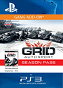GRID Autosport Season Pass PlayStation Network