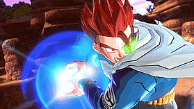 Dragon Ball Xenoverse screen shot 2