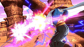 Dragon Ball Xenoverse screen shot 9