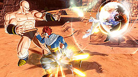 Dragon Ball Xenoverse screen shot 5