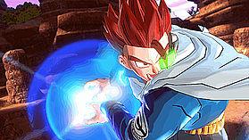 Dragon Ball Xenoverse screen shot 2