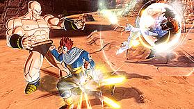 Dragon Ball Xenoverse screen shot 5