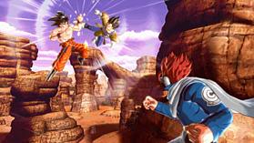 Dragon Ball Xenoverse screen shot 6
