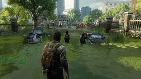 PlayStation 4 with The Last of Us Remastered screen shot 1
