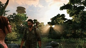 PlayStation 4 with The Last of Us Remastered screen shot 4