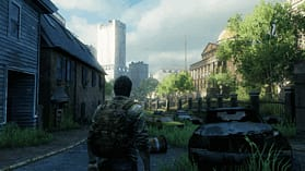 PlayStation 4 with The Last of Us Remastered screen shot 10