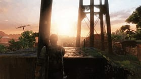 PlayStation 4 with The Last of Us Remastered screen shot 11