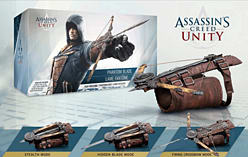 Assassin's Creed Unity - Arno's Phantom Blade screen shot 1