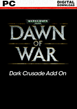 Warhammer 40,000: Dawn of War - Dark Crusade Sku Format Code