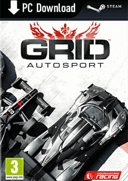 GRID: Autosport PC Downloads Cover Art