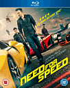 Need For Speed (2D Only) Blu Ray