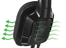 Tritton Kaiken Chart Headset For Xbox One - Black screen shot 6