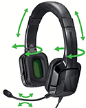 Tritton Kama Stereo Headset For Xbox One - Black screen shot 6