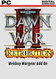 Warhammer 40,000: Dawn of War II: Retribution - Mekboy Wargear DLC Sku Format Code