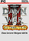 Warhammer 40,000: Dawn of War II: Retribution - Chaos Sorcerer Wargear DLC Sku Format Code