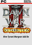 Warhammer 40,000: Dawn of War II: Retribution - Hive Tyrant Wargear DLC Sku Format Code
