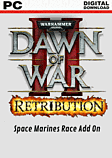 Warhammer 40,000: Dawn of War II: Retribution - Space Marines Race Pack Sku Format Code