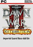 Warhammer 40,000: Dawn of War II: Retribution - Imperial Guard Race Pack Sku Format Code