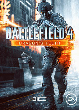 Battlefield 4: Dragon's Teeth PC Games Cover Art