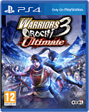 Warriors Orochi 3 Ultimate PlayStation 4