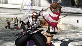 Samurai Warriors 4 screen shot 8