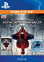 The Amazing Spiderman 2 - Web Threads Suit Pack PlayStation Network