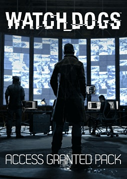 Watch Dogs DLC 2 - Access Granted Pack PC Games Cover Art