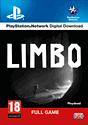 LIMBO PlayStation Network Cover Art