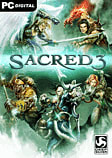 Sacred 3 (EU) PC Games