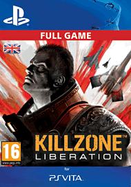 Killzone: Liberation PlayStation Network